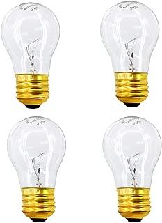 Best ceiling fan light bulbs 40 watt Reviews