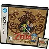 DS Video Game Console, Phantom Hourglass of the Zelda Game Console, Top Quality Version English Language, Brand New, Great Gifts for Friends/Kids/Family