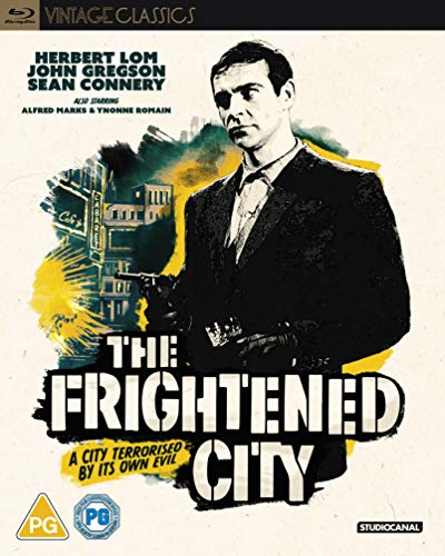 The Frightened City [Blu-ray] [2021]