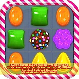 Candy Crush Saga Game audiobook cover art