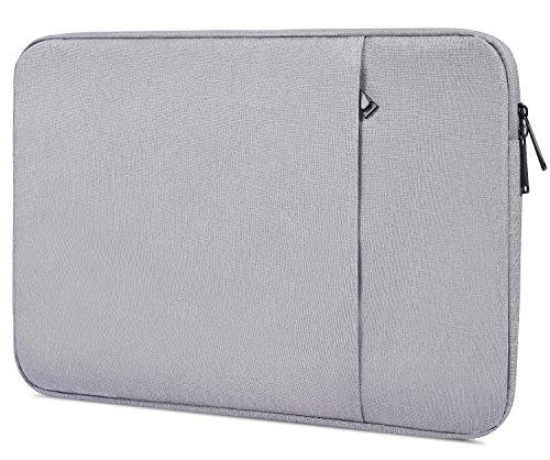 15.6 Inch Laptop Sleeve Bag Compatible HP 15.6 Inch Laptop/ENVY X360 /ProBook/OMEN 15, Acer Aspire/Predator, Dell Inspiron 15, Lenovo Ideapad, MSI GL62M, Toshiba Samsung Chromebook Bag