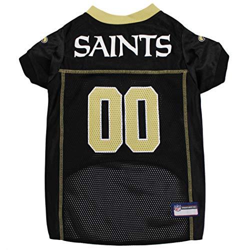 NFL NEW ORLEANS SAINTS DOG Jersey, X-Large