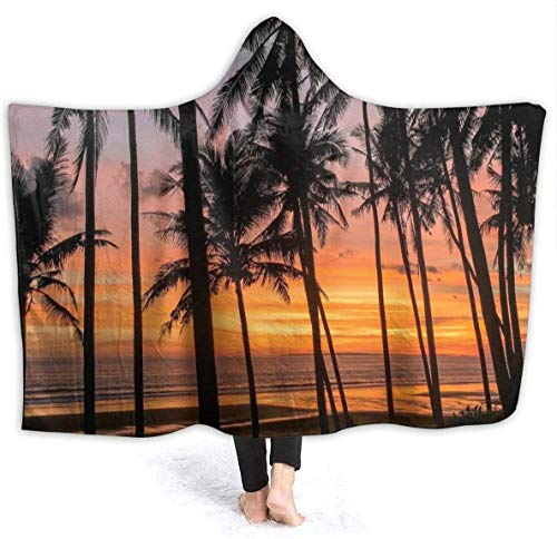 Pasut Beach Bali Die Schwarze Sandstrand-Kapuzendecke 50