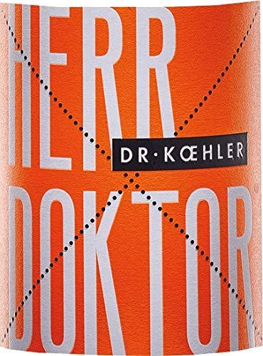 VINELLO-6er-Weinpaket-Weisswein-Herr-Doktor-2019-Dr-Koehler-mit-Weinausgiesser-trockener-Sommerwein-deutscher-Weisswein-aus-Rheinhessen-6-x-075-Liter