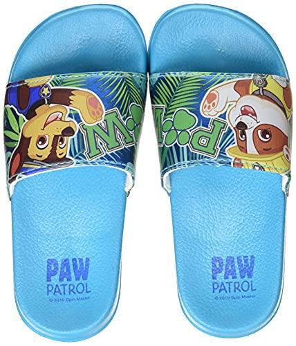 Cerdá 2300003893, Zapatos de Playa y Piscina Niña, Azul (Azul C37), 25 EU