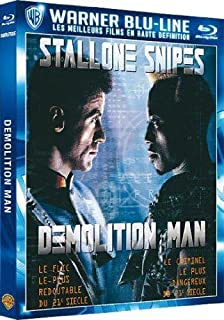 Demolition Man [Blu-Ray] (B004CG26AU) | Amazon price tracker / tracking, Amazon price history charts, Amazon price watches, Amazon price drop alerts