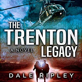 The Trenton Legacy audiobook cover art