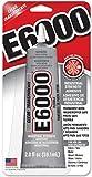 E6000 Amazing Multi-Purpose Adhesive-2 Ounces by E-6