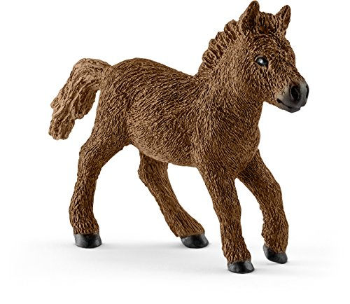 Schleich 42362 – Pferdepflegerin mit Shettys Figur - 3