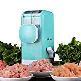 SOLOOP Hand Crank Manual Meat Grinder with...