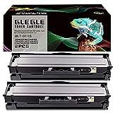 GLEGLE MLT-D111L MLT-D111S Cartucho de Tóner Compatible para Samsung MLT-D111S D111S con Samsung Xpress SL-M2026W M2020W M2070 M2070FW M2026 M2020 M2022 M2022W M2070W M2070F M2078W MLT-D111S (2 Negro)