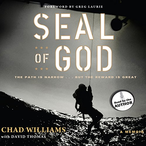 Seal of God audiobook cover art