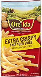 Ore-Ida Frozen Extra Crispy Fast Food French Fries (26 oz Bag)