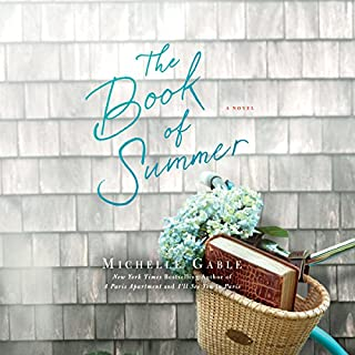 The Book of Summer audiobook cover art