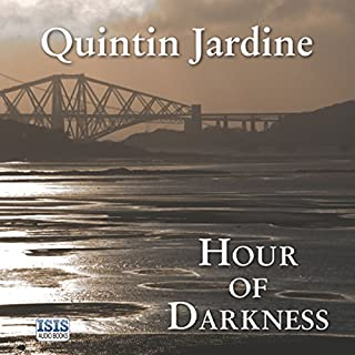 Hour of Darkness     Bob Skinner, Book 24              By:                                                                                                                                 Quintin Jardine                               Narrated by:                                                                                                                                 James Bryce                      Length: 13 hrs and 25 mins     55 ratings     Overall 4.3