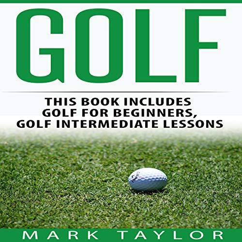 Golf, 2 Manuscripts audiobook cover art