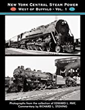New York Central Steam Power West of Buffalo - Volume 1