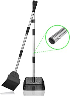 Snagle Paw Upgraded Dog Pooper Scooper Tray and Spade...