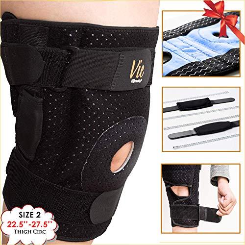 Vie Vibrante hinged knee brace