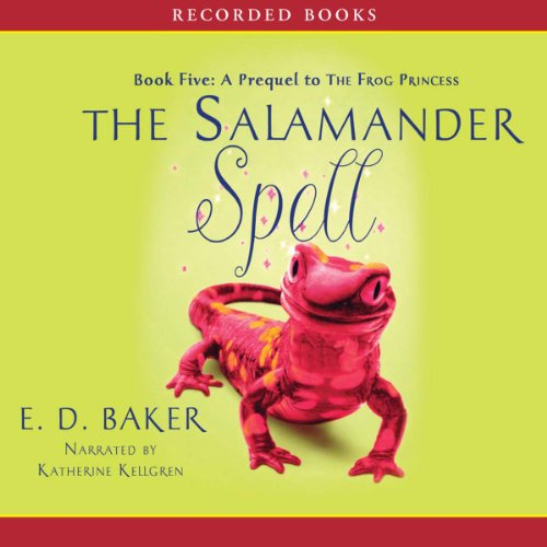 The Salamander Spell cover art