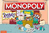 USAOPOLY Monopoly Rugrats Board Game   Based on The Nickelodean Series Rugrats   Officially Licensed Rugrats Merchandise   Themed Classic Monopoly Game