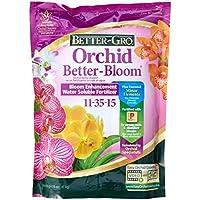 16oz Sun Bulb Better-Gro Orchid Plus Better-Bloom Booster Fertilizer (8305)