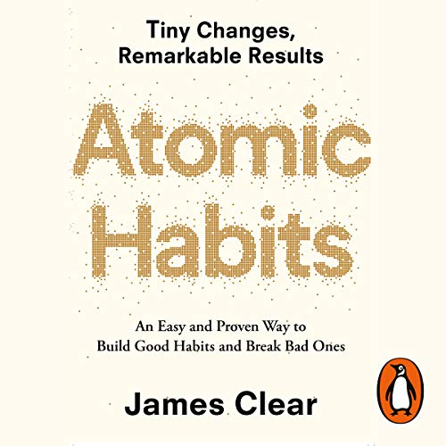 Image result for Atomic Habits - James Clear