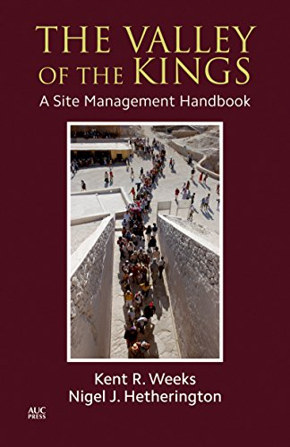 The Valley of the Kings: A Site Management Handbook (Theban Mapping Project)