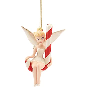 Lenox 2020 Christmas Bell Ornament Amazon.com: Lenox 2020 Sitting Sweetly Tinker Bell Ornament, 0.40