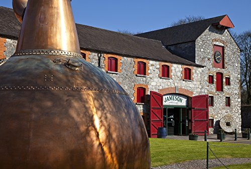 The Poster Corp Panoramic Images – Copper Still at Midleton Whiskey Distillery Midleton County Cork Ireland Photo Print (68,58 x 22,86 cm)