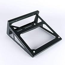 Rega Planar 8 Turntable Wall Bracket for Vibration Isolation (Black)