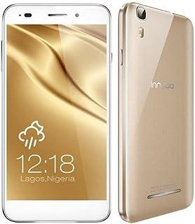 InnJoo Fire Dual Sim - 16GB, 3G, Wifi, Gold