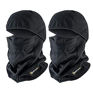 Corona Virus protection products AstroAI Ski Mask Winter Balaclava Windproof Breathable Face Mask for Cold Weather