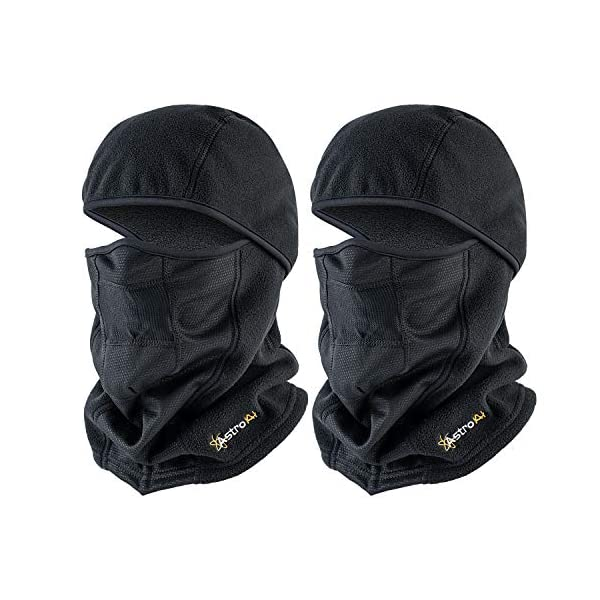 Corona Virus protection products AstroAI Ski Mask Winter Balaclava Windproof Breathable Face Mask