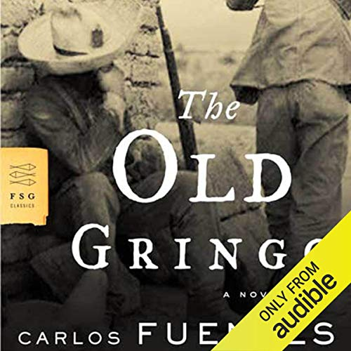 The Old Gringo audiobook cover art