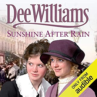 Sunshine after Rain                   By:                                                                                                                                 Dee Williams                               Narrated by:                                                                                                                                 Kim Hicks                      Length: 8 hrs and 44 mins     10 ratings     Overall 4.5