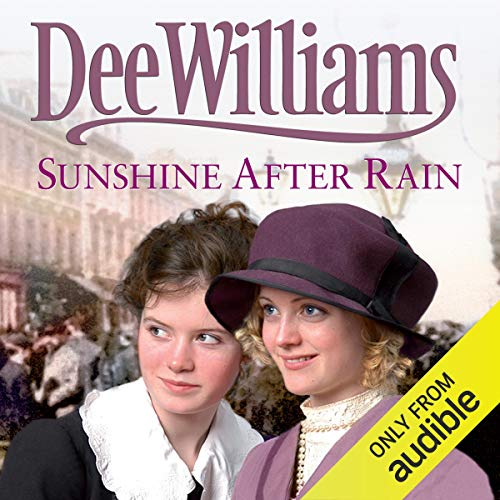 Sunshine after Rain audiobook cover art