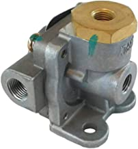 QR-1C Anti-Compounding Air Spring Brake Quick Release Valve 289714 for Heavy Duty Big Rigs