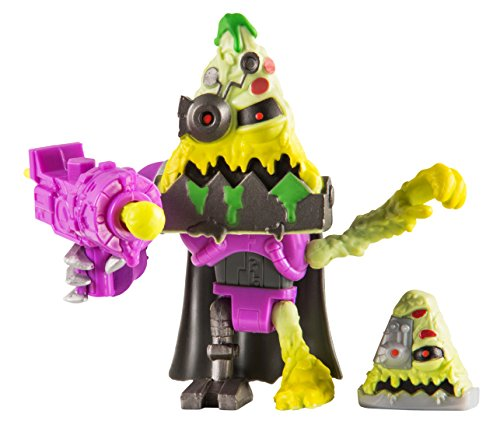 Grossery Gang The Time Wars Action Figure - Cyber Slop Pizza, Multicolor (69159)