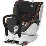 Britax Römer Kindersitz 0 - 4 Jahre I 0 - 18 kg I DUALFIX Autositz Gruppe 0+/1 I Moonlight Blue