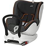 Britax Römer Kindersitz 0 - 4 Jahre I 0 - 18 kg I DUALFIX Autositz Gruppe 0+/1 I Black Marble