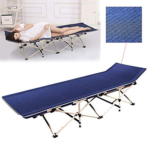LLP LM Durability of the folding bed, pocket sun lounge chair folding bed single folding bed portable camp bed folding baby adult children tube side