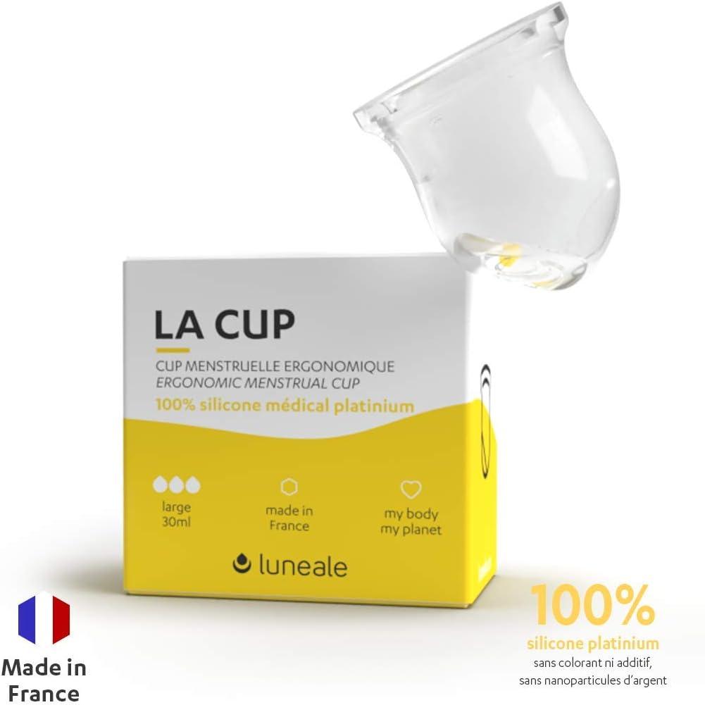 La Cup – Cup innovador sin varilla – Fabricado en Francia