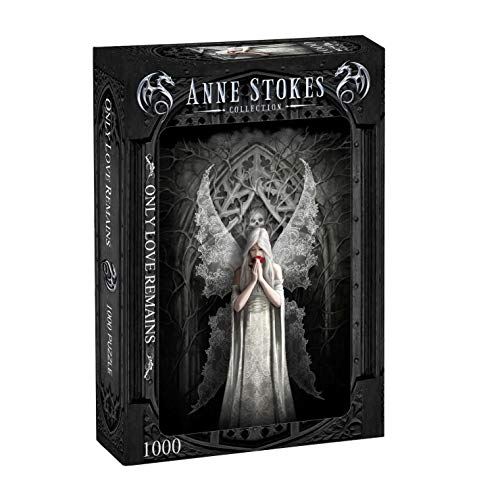 Wild Star Hearts Anne Stokes Only Love Remains Puzzle de 1000 Pièces