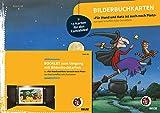 Bilderbuchkarten »Für Hund und Katz ist auch noch Platz« von Axel Scheffler und Julia Donaldson: Mit Booklet zum Umgang mit 13 Bilderbuchkarten für das Kamishibai