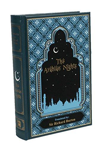 The Arabian Nights (Leather-bound Classics)
