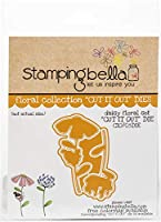 Stamping Bella Cut It Out Dies-Daisy Floral