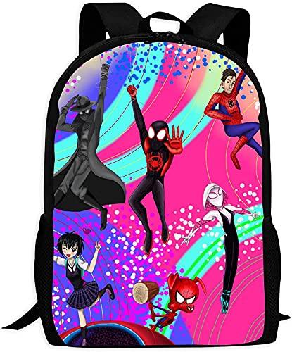 Spider-Man - Mochila escolar para niños (16 pulgadas), diseño de Spider-Man