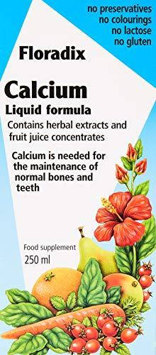 Floradix Calcium Liquid Formula 250ml