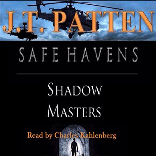 Safe Havens: Shadow Masters audiobook cover art